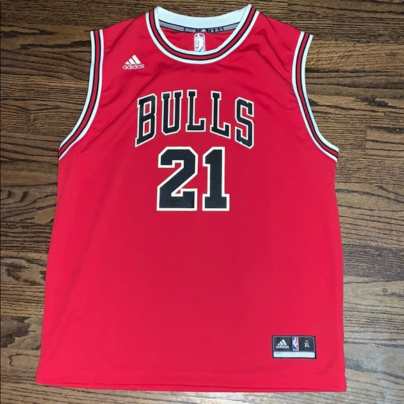 the best attitude bf035 352f9 Jimmy Butler Chicago Bulls Jersey